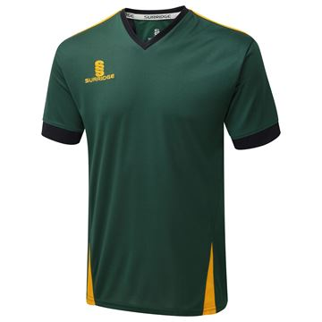Picture of Blade Training Shirt : Bottle / Navy / Amber