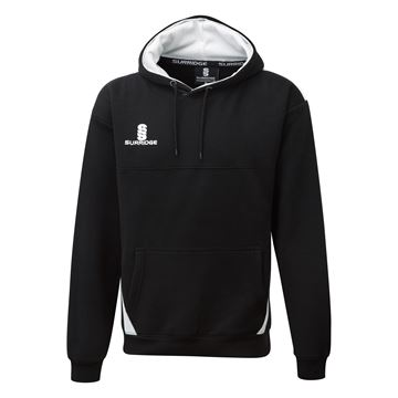 Picture of Blade Hoody : Black / White