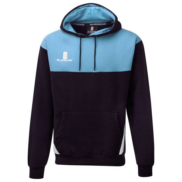 Picture of Blade Hoody : Navy / Sky / White