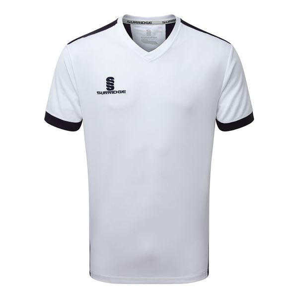 Picture of Blade Training Shirt : White / Navy