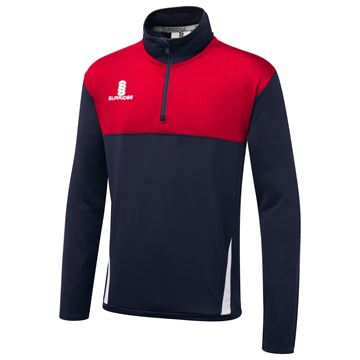 Picture of Blade Performance Top : Navy / Red / White