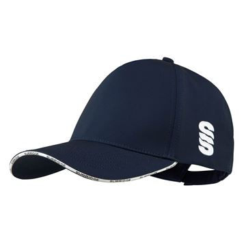 Picture of Microfibre 5 Panel Baseball Style Cap - Navy