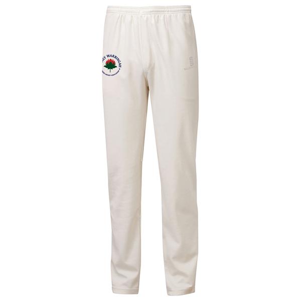 Picture of MWJCA Ergo Ivory Cricket Pant