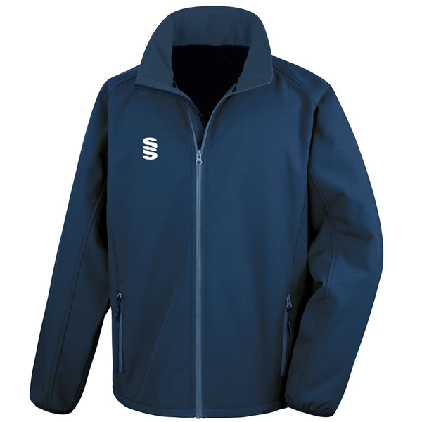 Picture of Softshell Full Zip Jacket