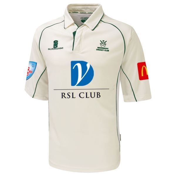 Picture of WCC Premier Cricket Shirt 3/4 Sleeve