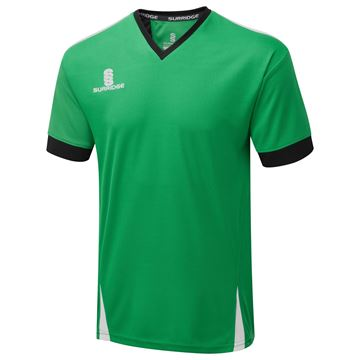 Picture of Blade Training Shirt : EMERALD / BLACK / WHITE