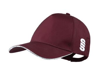 Picture of Microfibre 5 Panel Baseball Style Cap - MAROON