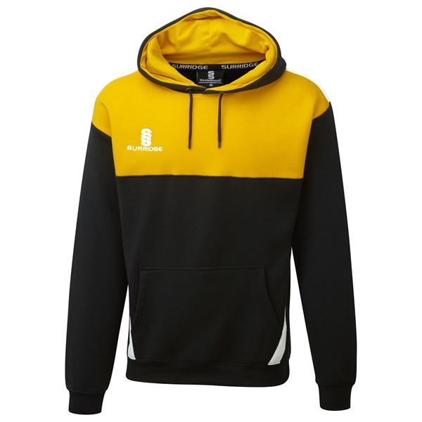 Picture of Blade Hoody : BLACK / AMBER / WHITE