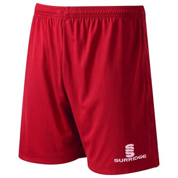 Picture of SURRIDGE MATCH SHORT RED