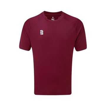 Picture of Surridge Game Ready Dual Shirt Maroon