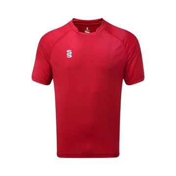 Picture of Surridge Game Ready Dual Shirt Red