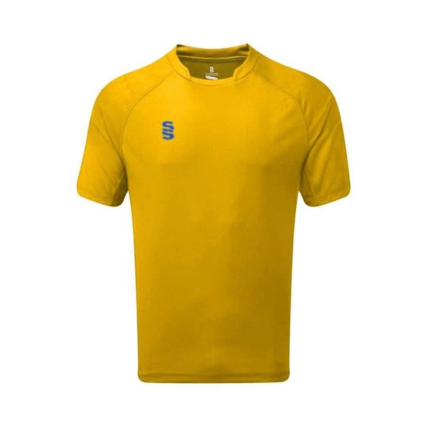 Picture of Surridge Game Ready Dual Shirt Yellow