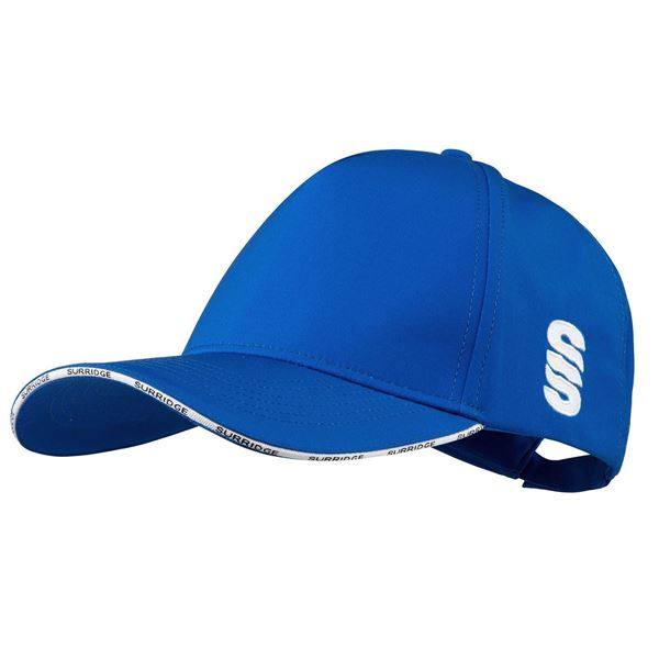 Picture of Microfibre 5 Panel Baseball Style Cap - ROYAL