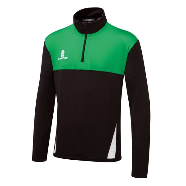 Picture of Blade Performance Top : Black/Emerald/White